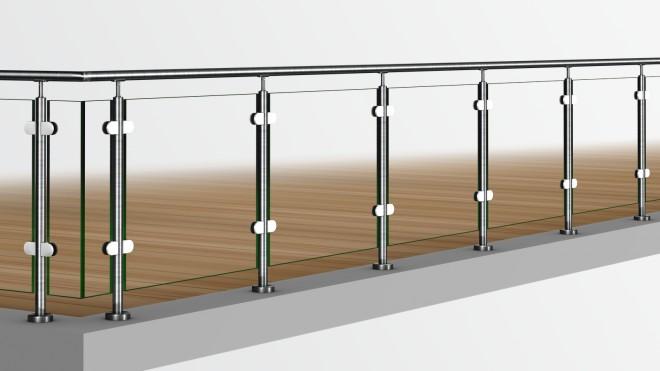 edelstahlgel nder einfach selber bauen mit baus tzen von. Black Bedroom Furniture Sets. Home Design Ideas