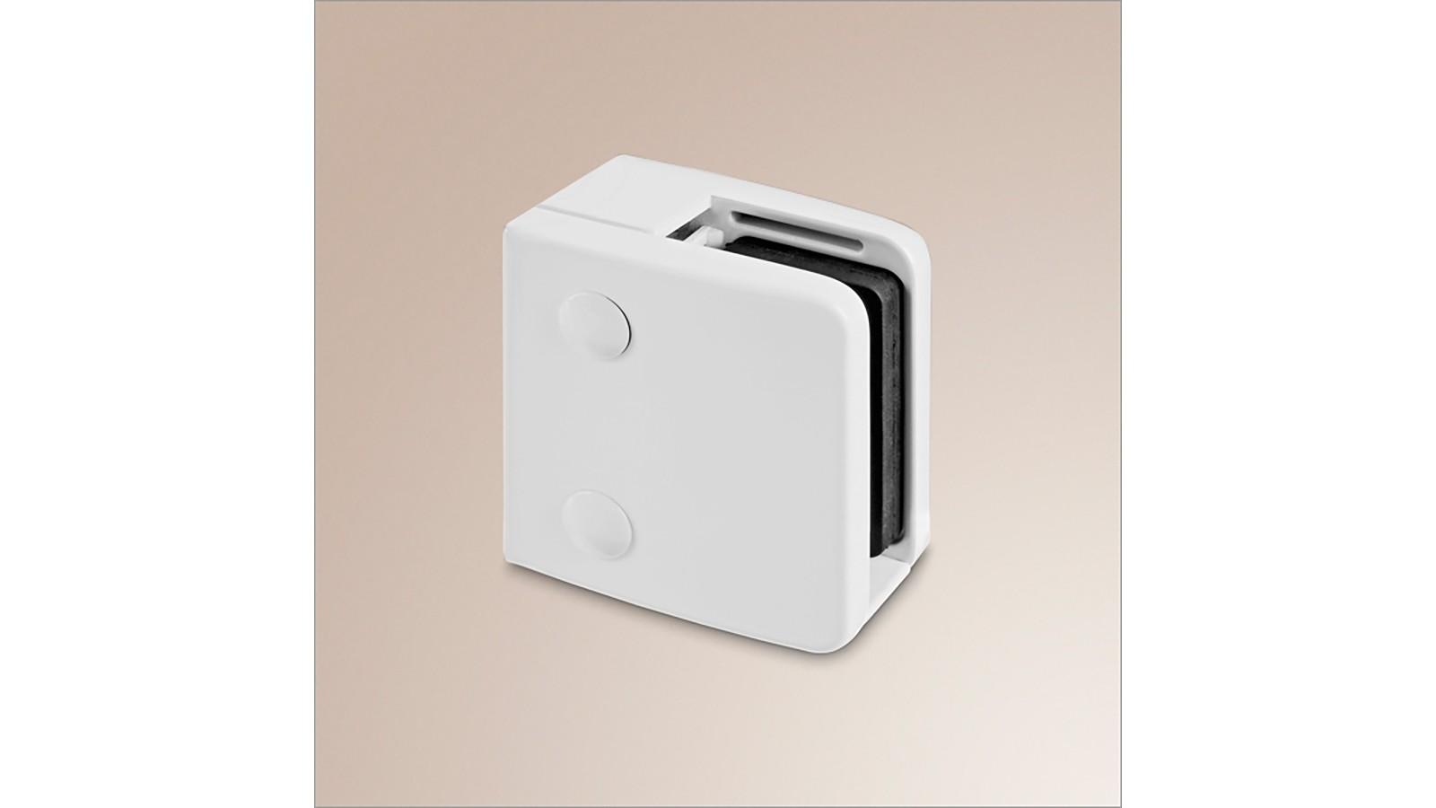 or4002 glashalter 55x70 mm ohne gummeinlage flach zinkdruckgu indoor ral 9016 wei. Black Bedroom Furniture Sets. Home Design Ideas