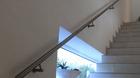 Edelstahl handlauf | Treppenhaus