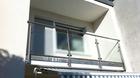 Glas-Pfosten-Geländer mit Klarglas_2