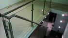 Glas-Pfosten-Geländer mit Klarglas_4