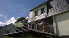 Balkongeländer, Reling-Geländer, aufgeschraubt