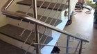 Edelstahl Reling-PLUS-Geländer | Treppe