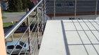 Edelstahl Reling-PLUS-Geländer | Balkon