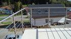 Edelstahl Reling-PLUS-Geländer | Dachterrasse