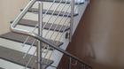 Edelstahlgeländer, Treppengeländer, Relinggeländer, Kundenbild
