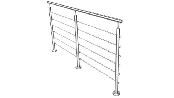 Beliebt Geländer selber bauen - Huero sorgt für das passende Material AV68