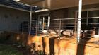 Relinggeländer | Terrasse mit Treppenabgang