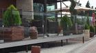 Terrassengeländer, Modell Ganzglas2