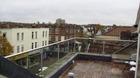 Terrassengeländer, Glas mit Edelstahlpfosten