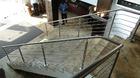 Treppengeländer | Edelstahl Relinggeländer