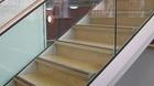 Treppengeländer | Ganzglasgeländer mit Klarglas