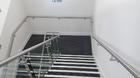 Treppengeländer | Glas-Pfosten-Geländer