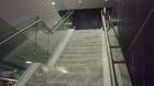 Treppengeländer | Glas mit Edelstahlhandlauf