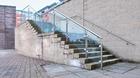 Treppengeländer | im Außenbereich