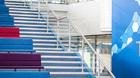 Treppengeländer | mit Glas