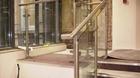 Treppengeländer | Klarglas