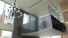 Ganzglasgeländer mit Klarglas - Galeriegeländer