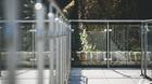 Glas-Pfosten-Geländer mit Klarglas_18