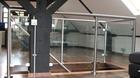 Glas-Pfosten-Geländer mit Klarglas_11