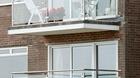 Glas-Pfosten-Geländer mit Klarglas_13