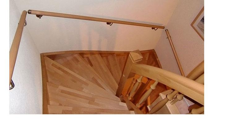 Omheiningspalen Tuinhekken Handlauf Holz Holzhandlauf Treppenhandlauf Bis 2 M Treppengelander Wandmontage Imaratmujibiah Com